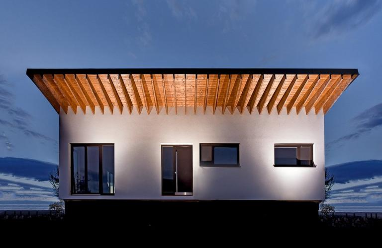 Dach Einfamilienhaus
